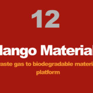 Mango Materials named 12th Hottest Technology in the Advanced Bioeconomy 2018