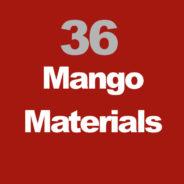 """Mango Materials on """"Hot 50 List"""" again"""
